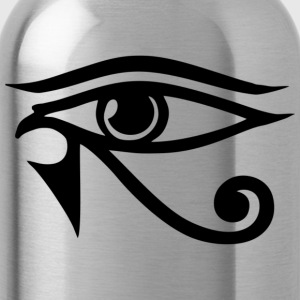 eye of horus - Water Bottle