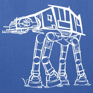 AT-AT Imperial Walker [Artist Rendering 2] Men's P - Tote Bag