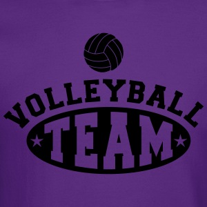 Volleyball team T-Shirts - Crewneck Sweatshirt