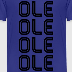 Ole Youth Tee - Toddler Premium T-Shirt