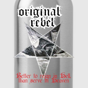 Original Rebel Better To Reign In Hell - Water Bottle