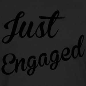 Just Engaged T-Shirts - Men's Premium Long Sleeve T-Shirt