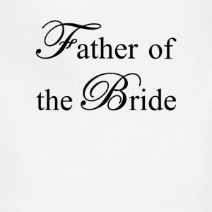 Father of the Bride T-Shirts - Adjustable Apron