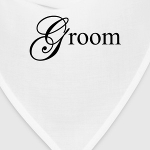 Groom T-Shirts - Bandana