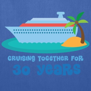 30th Anniversary Gift (Cruise) T-Shirts - Tote Bag