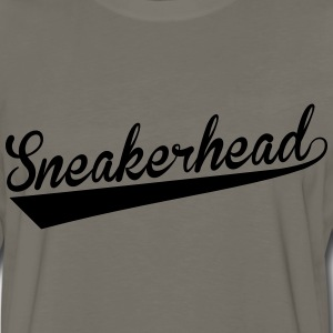sneakerhead text 3 T-Shirts - Men's Premium Long Sleeve T-Shirt