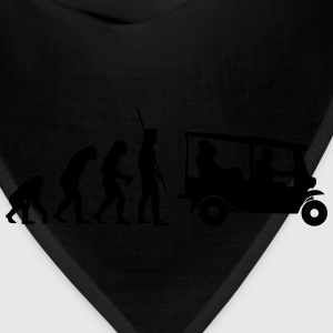 Evolution Tuk Tuk Shirt - Bandana