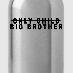 only_big_brother_tee_shirt - Water Bottle