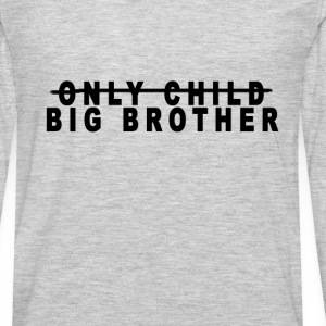 only_big_brother_tee_shirt - Men's Premium Long Sleeve T-Shirt