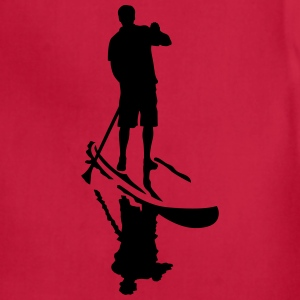 stand up paddling T-Shirts - Adjustable Apron