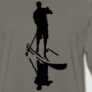 stand up paddling T-Shirts - Men's Premium Long Sleeve T-Shirt