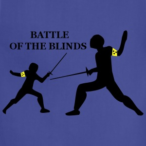 Battle of the blinds T-Shirts - Adjustable Apron