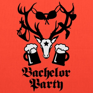 Sexy Deer Stag Night Bachelor Groom BEER Team Tee - Tote Bag