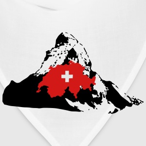 Matterhorn Switzerland T-Shirts - Bandana