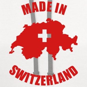Made in Switzerland T-Shirts - Contrast Hoodie