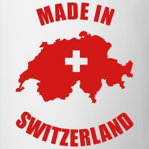 Made in Switzerland T-Shirts - Coffee/Tea Mug