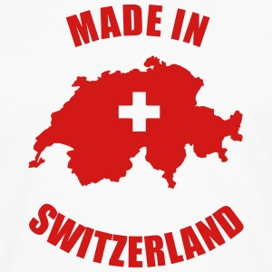 Made in Switzerland T-Shirts - Men's Premium Long Sleeve T-Shirt