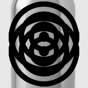 Hypnosis circle Tee - Water Bottle