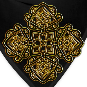 Celtic Cross T-Shirt - Bandana