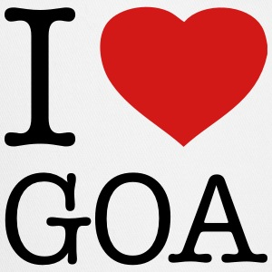 I LOVE GOA - Trucker Cap