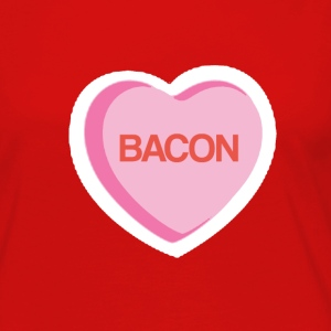 Bacon Love T-Shirts - Women's Premium Long Sleeve T-Shirt