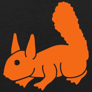 Cute Squirrel T-Shirts - Men's Premium Tank