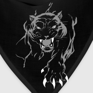 Tiger T-Shirts - Bandana