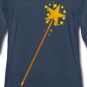 magic wand - Men's Premium Long Sleeve T-Shirt