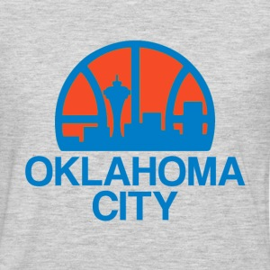 OKC T-Shirts - Men's Premium Long Sleeve T-Shirt