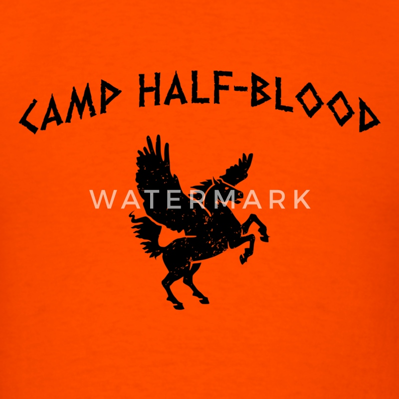 Camp Half Blood - Men's T-Shirt