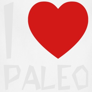 I Love Paleo T-Shirts - Adjustable Apron
