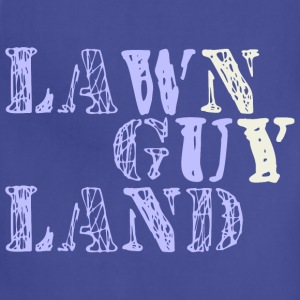 Lawn Guy Land  T-Shirts - Adjustable Apron