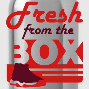 fresh from the box bred 11 T-Shirts - Water Bottle