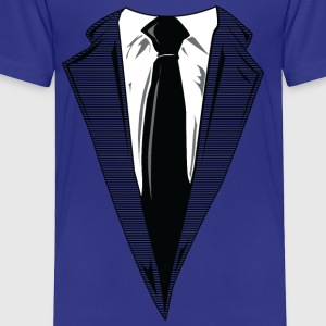 Coat and Tie and Suit and Tie t-shirts Kids' Shirts - Toddler Premium T-Shirt