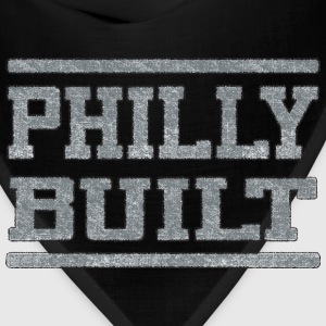 Philly Built  T-Shirts - Bandana