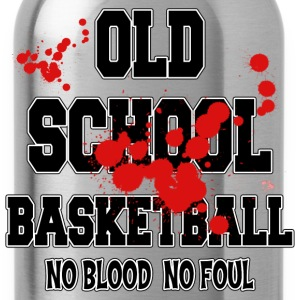 Basketball Old School T-Shirt - Water Bottle