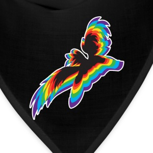 rainbow dash shirt - Bandana