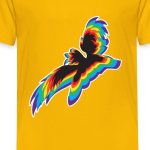 rainbow dash shirt - Toddler Premium T-Shirt