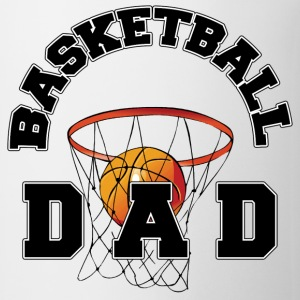 Basketball Dad T-Shirt - Coffee/Tea Mug