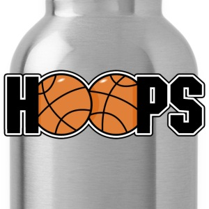 Basketball Hoops T-Shirt - Water Bottle