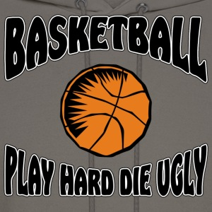 Funny Basketball T-Shirt - Men's Hoodie