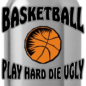 Funny Basketball T-Shirt - Water Bottle