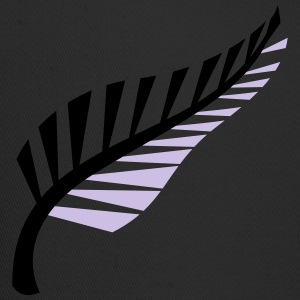 A silver fern symbol of New Zealand Aotearoa T-Shirts - Trucker Cap