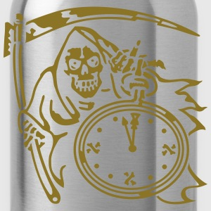 Reaper Time (for black shirts) T-Shirts - Water Bottle