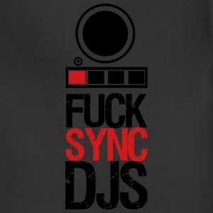 Fuck Sync DJs T-Shirts - Adjustable Apron