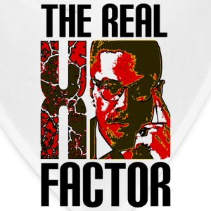 The Malcolm X-Factor T-Shirts - Bandana