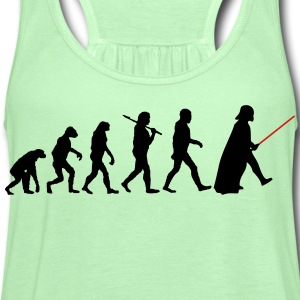 Vader Evolution T-Shirts - Women's Flowy Tank Top by Bella