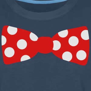 Bow tie T-Shirts - Men's Premium Long Sleeve T-Shirt