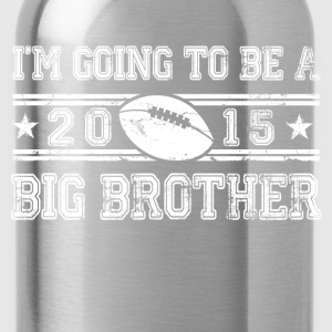 im_going_to_be_a_big_brother_2015 Kids' Shirts - Water Bottle
