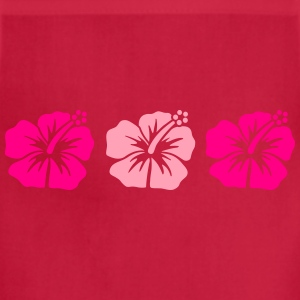 Hibiscus T-Shirts - Adjustable Apron